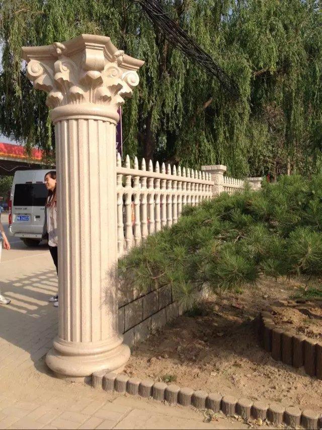 吴起水泥艺术围栏批发-西安品牌好的延安艺术水泥围栏