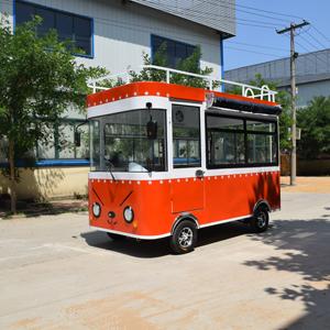 德州高质量的小吃车推荐-好看的小吃车