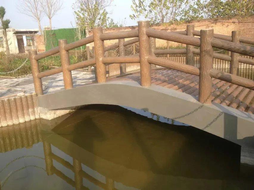 平利仿石水泥栏杆批发-买专业的安康仿木栏杆优选安康毅力景观