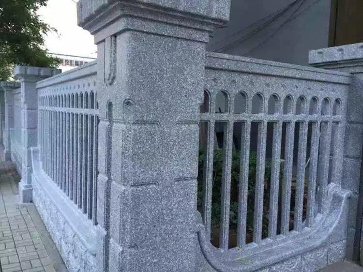汉阴水泥艺术廊柱价格-想要购买性价比高的安康艺术水泥围栏找哪家