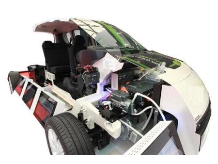 油电混合动力汽车-哪里能买?#20132;?#31639;的新能源汽车实训设备