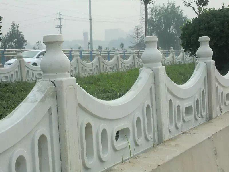 安康仿石护栏报价,安康草坪围栏批发,安康草坪护栏多少钱