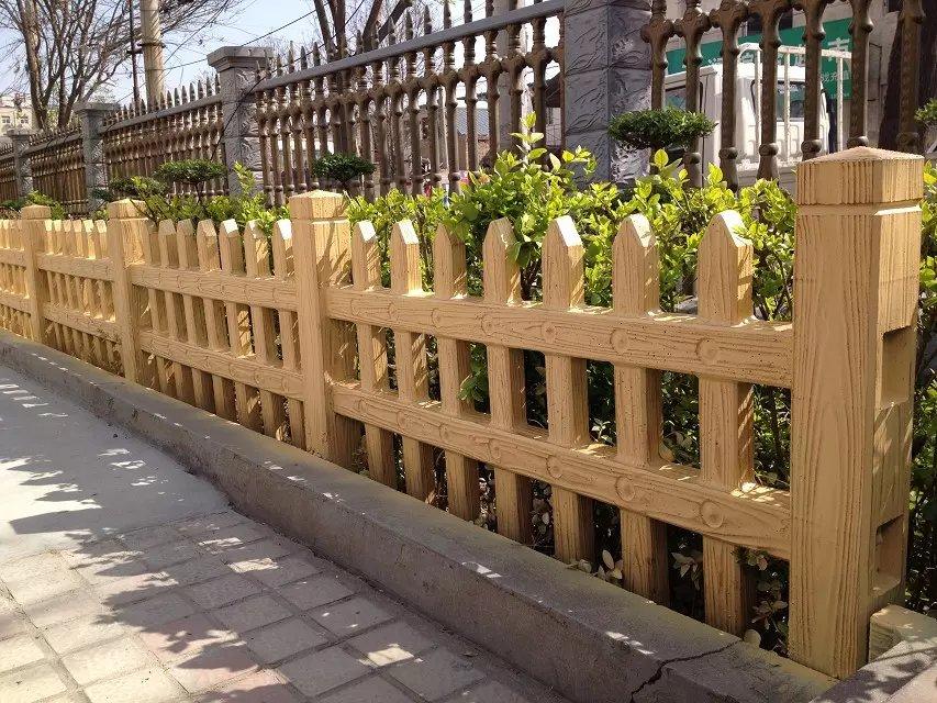 西安草坪围栏|质量好的安康草坪护栏安康毅力景观供应