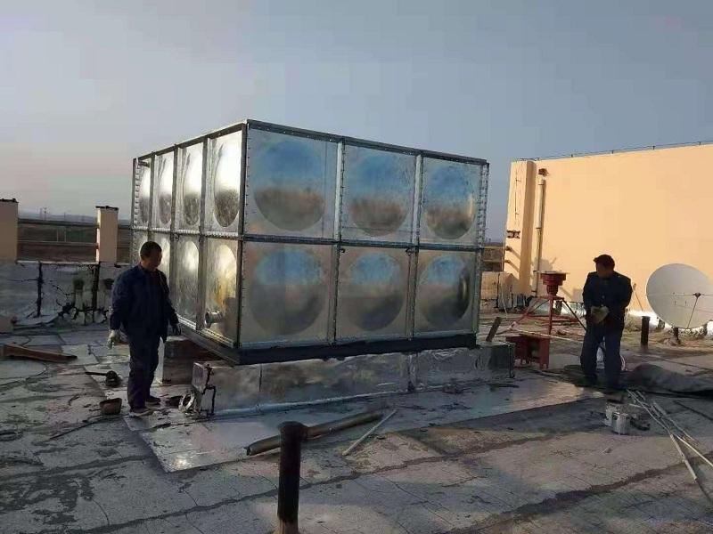 镀锌钢板水箱,德州镀锌水箱,德州旭光水箱有限公司
