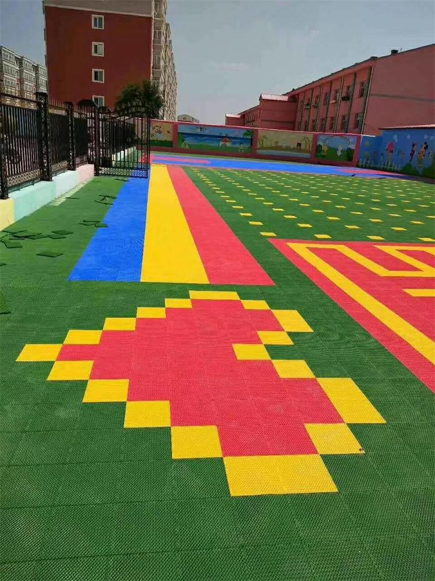 沧州哪里有供应高质量的悬浮地板_幼儿园悬浮地板厂家