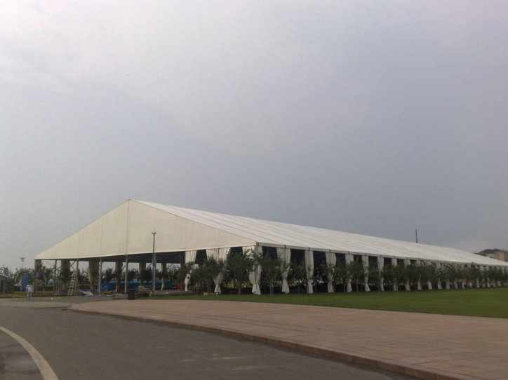 价格合理的展览篷房|上海知名的展览篷房供应商
