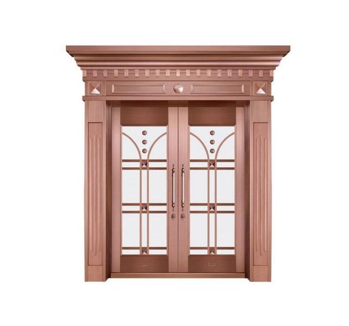 广西铜门厂-出售南宁实惠好用的铜门