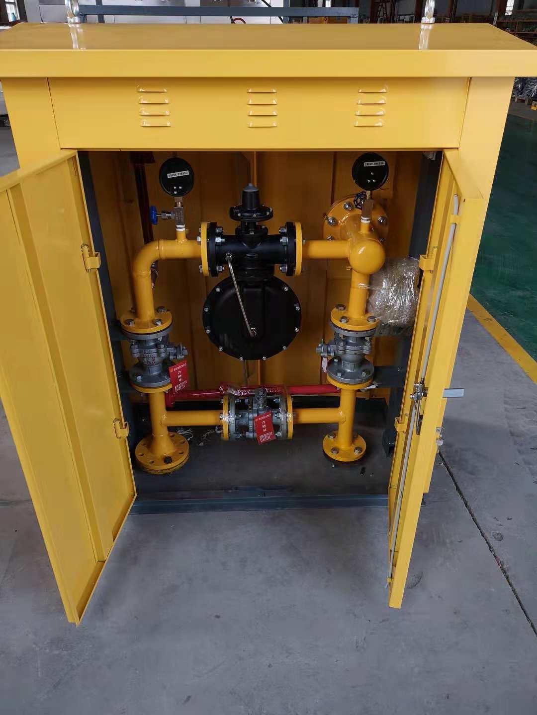 RX*/0.6*-*FQ系列燃气调压柜