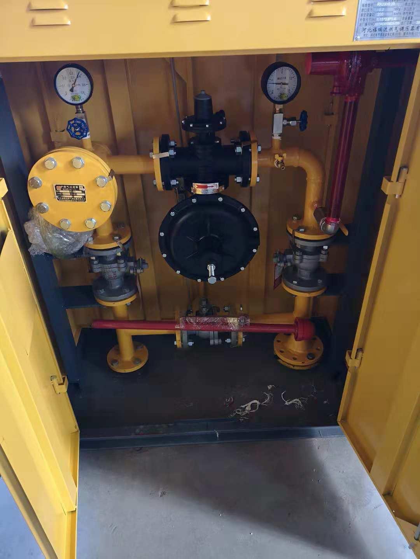 河南FQ系列燃气调压柜调压箱价格行情,衡水专业的FQ系列燃气调压柜调压箱_厂家直销