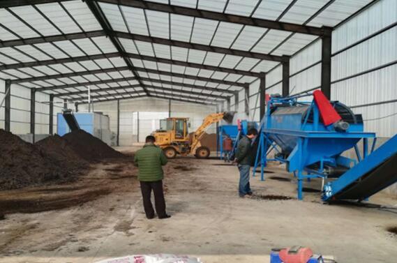 粪污处理设备生产厂家_南宁好用的畜禽粪便处理设备批售