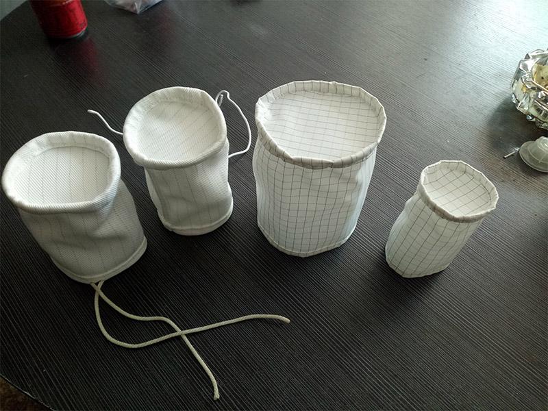 防静电小布袋供应_温州好用的防静电小布袋出售