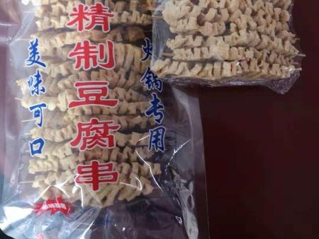 广东豆腐串厂家-河南靠谱的豆腐串技术的培训推荐