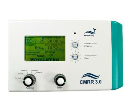 心电测试仪厂家推荐|上海海悦电子提供有性价比的共模抑制比测试仪CMRR 3.0
