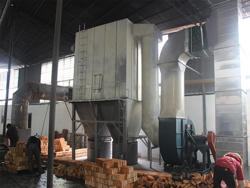 抛光打磨粉尘治理-禄祥环保供应具有口碑的压铸烟尘处理工程