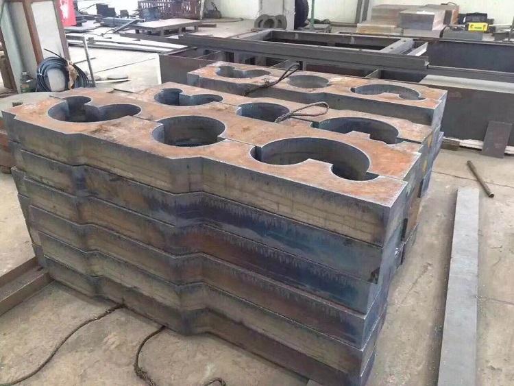 钢板切割加工件