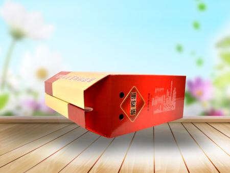 潍坊工艺礼品箱厂家-华杨包装礼品盒坚固耐用