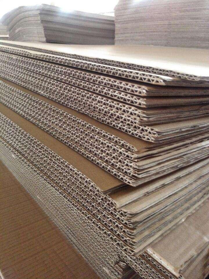 三层板包装纸