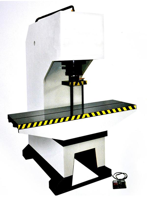滕州吉鼎机械供应优良的200吨单臂油压机,优质的定制大台面液压机