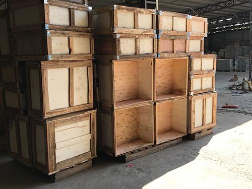 木制实木包装箱-买实木包装箱就来永惠木制品