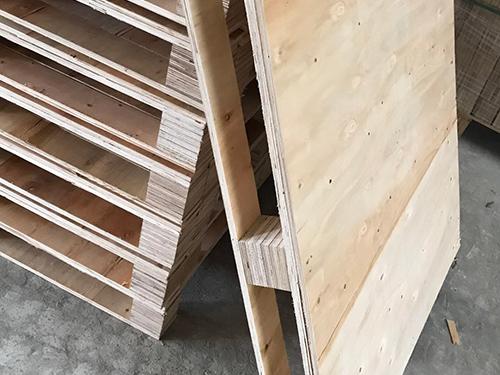 永惠木制品优良免检卡板生产供应 免检卡板价格