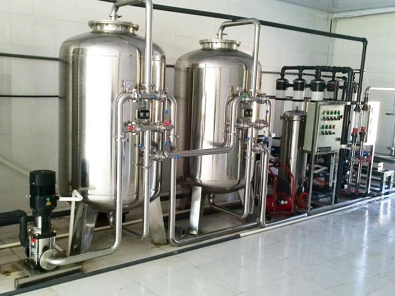 哈爾濱軟化水設備|真一水處理