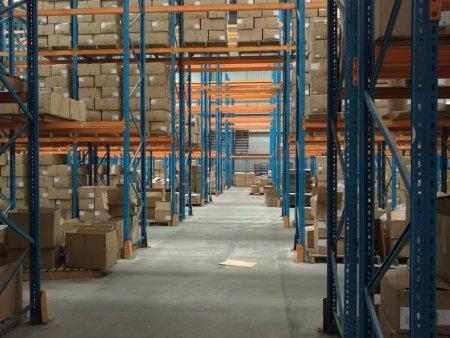 宁波二手货架回收 仓库货架回收 工厂货架安装