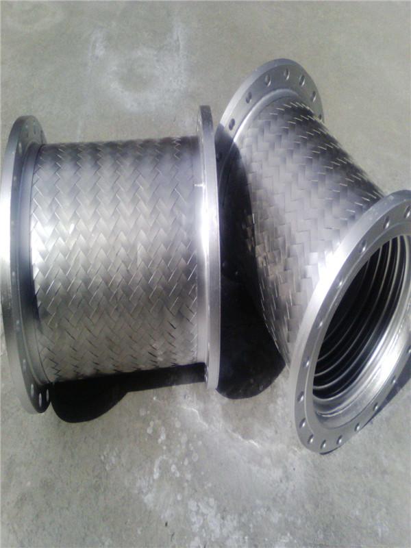 湖南大口径金属软管-专业法兰式金属软管厂家价格