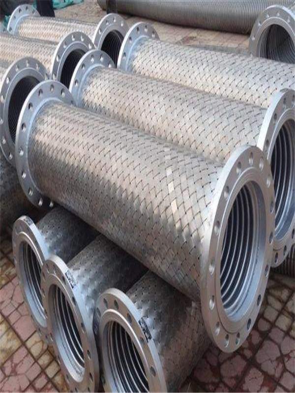 物超所值的大口径金属软管-dn550法兰式金属软管
