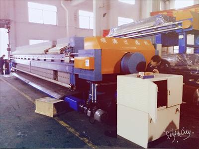 高壓隔膜壓濾機廠家-供應浙江價位合理的高壓隔膜壓濾機