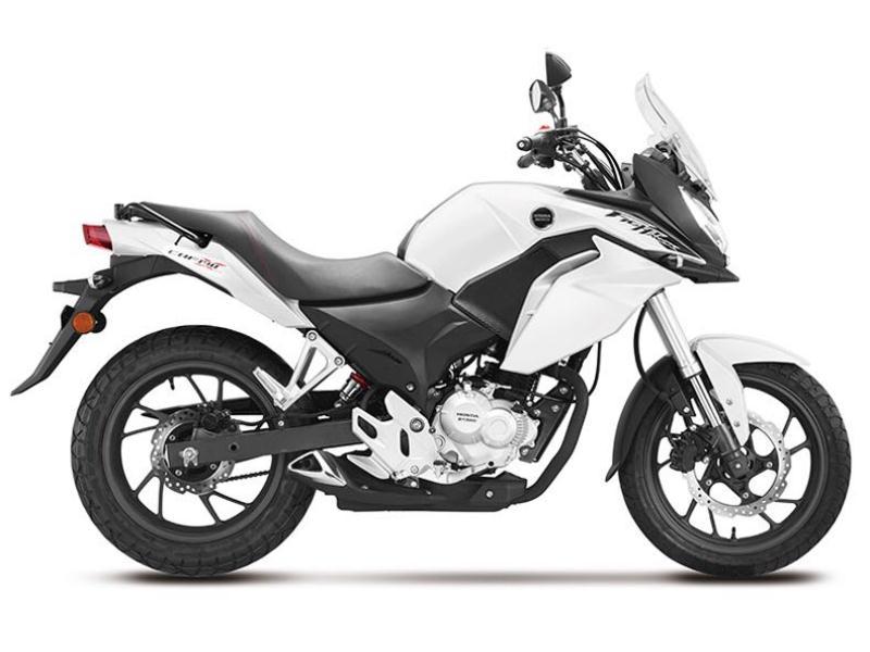 新大洲本田龙岩-伟川车业提供优良的新大洲本田摩托CBF190X