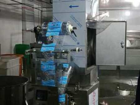 大连洪悦源食品提供好的拉皮全自动包装机|拉皮全自动包装机价格