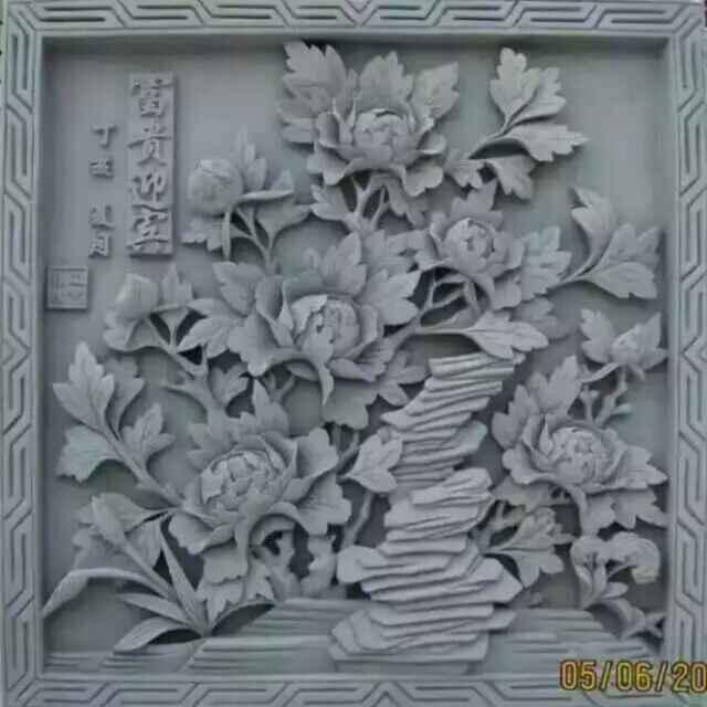 园林浮雕图片 供应河北精致石雕浮雕