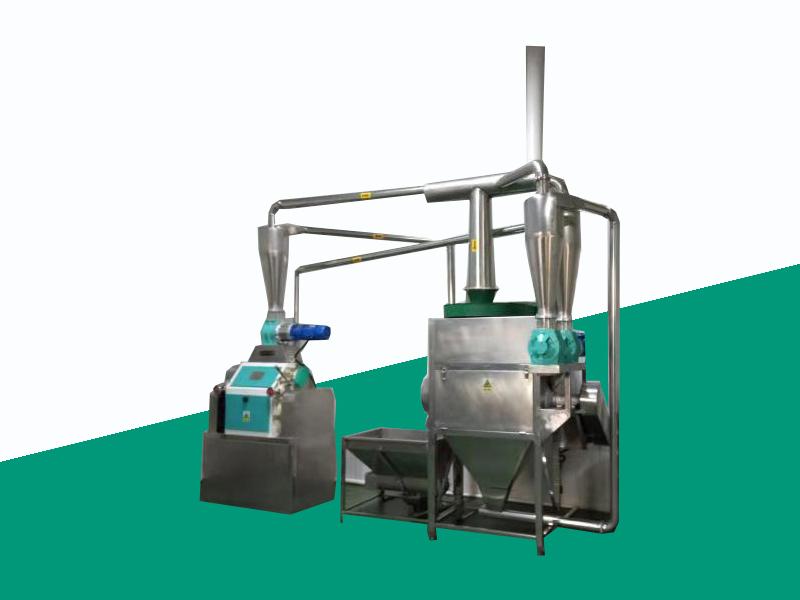姜工不锈钢机械公司专业专业制造辣椒磨粉机,高产量高品质