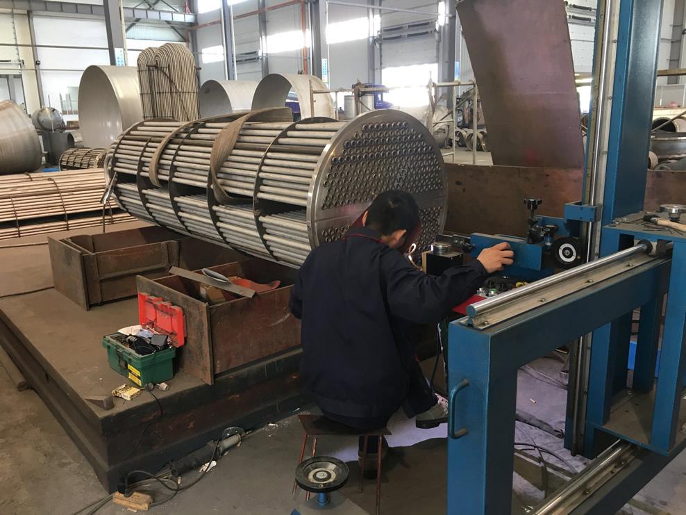 上海导热油换热器-江苏范围内专业导热油换热器供应商