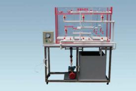 平流式加压气浮实验装置