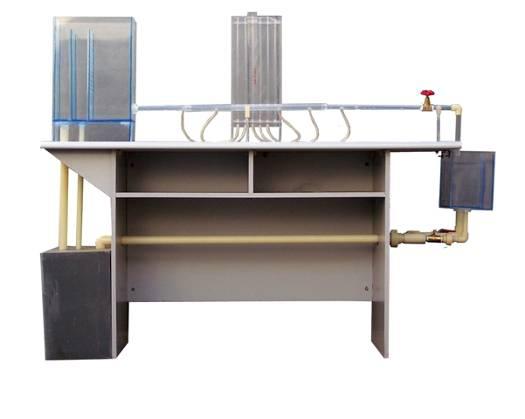 离心泵性能综合测定实验装置——苏州价位合理的自循环多功能流体力学综合实验装置【品牌推荐】