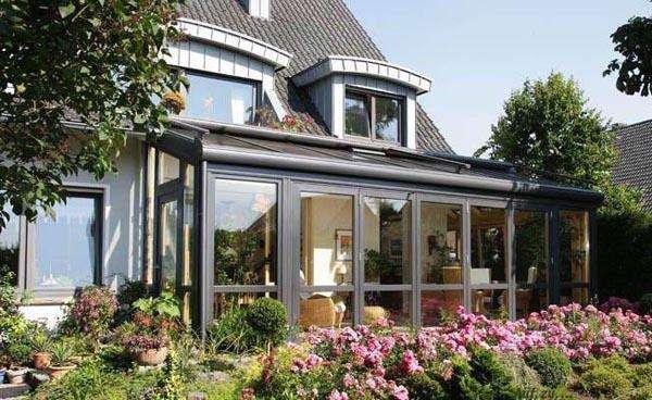 花园玻璃房
