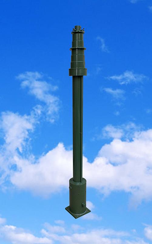 沈阳升降杆之滚轴结构的旋转式升降杆,了解一下