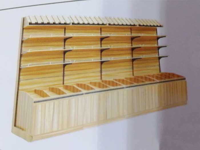 银川钢木货架供应 宝鸡钢木货架生产厂家