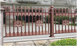广西铝艺护栏,南宁铝合金围栏