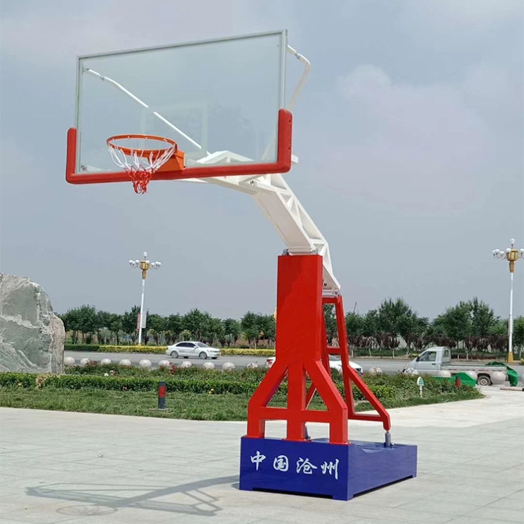 河北篮球架生产厂家
