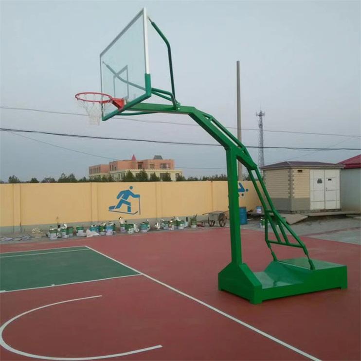 想買性價比高的籃球架就來奧健體育器材廠-實惠的滄州籃球架廠家