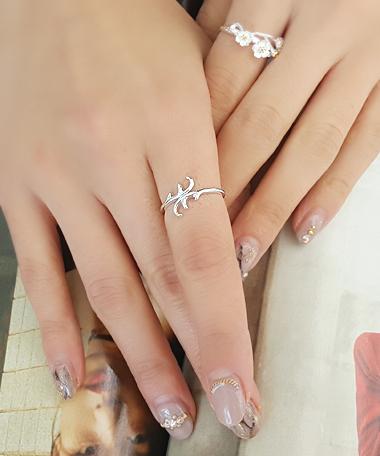 韩国银戒指咨询|在哪能买到货真价实的韩国戒指