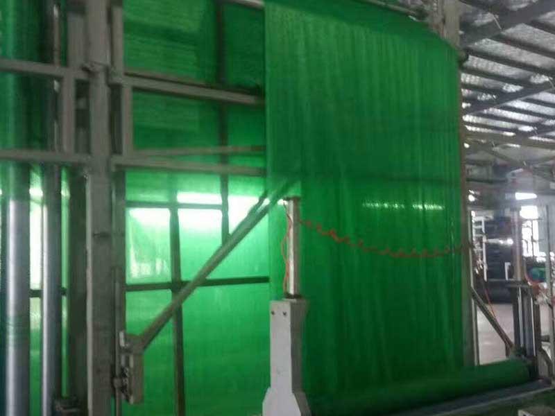 沈阳盖土网厂教你鉴别质优的建筑工地防尘盖土网的方法!