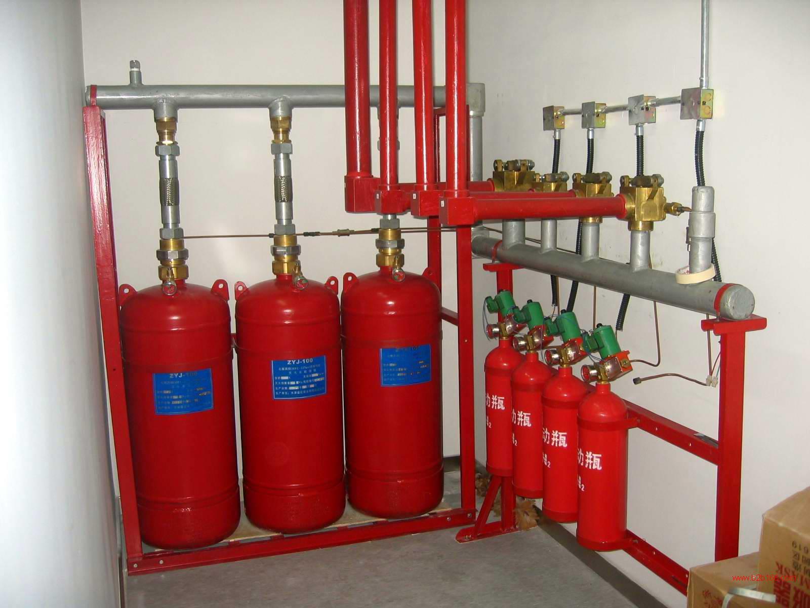 白银消防工程共分为哪几个系统