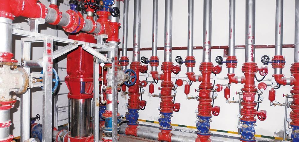 兰州消防工程案例,靠谱的白银消防工程检测甘肃国宏消防工程提供