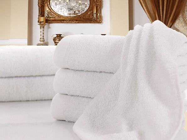 保定质量很好的白色洗浴毛巾-供应,洗浴毛巾批发