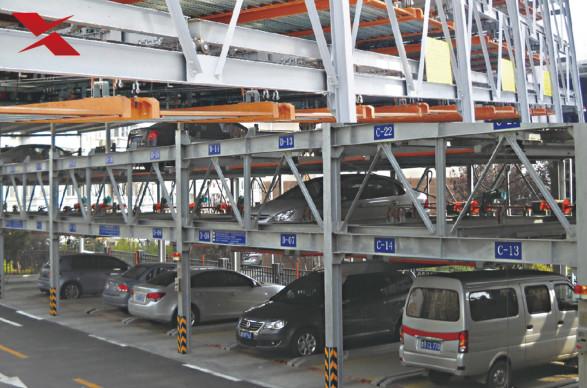 宁波高层车库定制_高质量升降横移停车位在哪有卖
