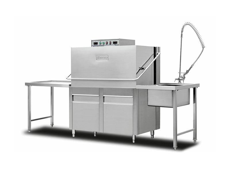 人工洗碗與商用洗碗機的成本比較!