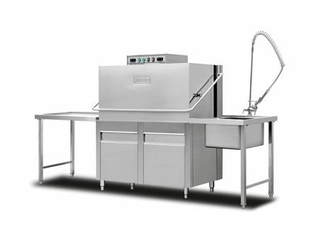 人工洗碗与商用洗碗机的成本比较!